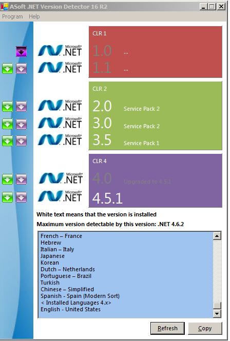 aSoft .Net Detector